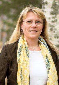 Ewa Ryhr Andersson - verksamhetschef